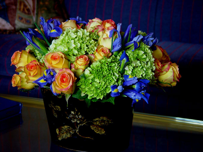 Floral Arrangement by Chambliss Design