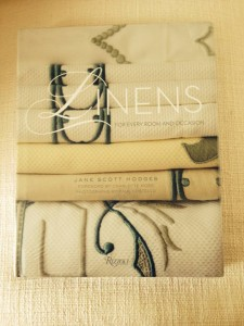 Linens for every room and occassion - designs by Chambliss Design