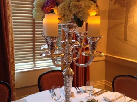 Centerpiece for Wedding at Dudley's