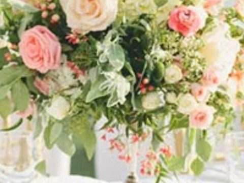 Country Barn Wedding Centerpieces Chambliss Design Florist